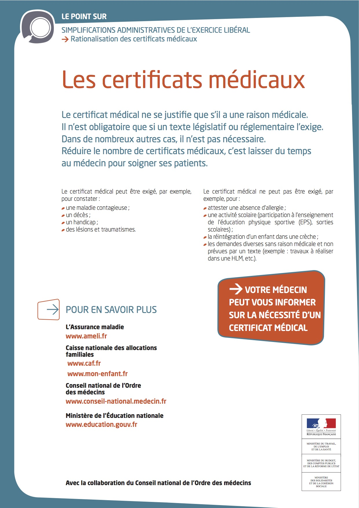 certificats m dicaux conseil d partemental du maine et loire de l 39 ordre des m decins. Black Bedroom Furniture Sets. Home Design Ideas
